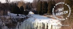 Meet our new guest blogger Tara Nolan and check out her blog on frozen waterfalls of Hamilton!