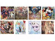 お台場「グランパシフィック」でアイコンアート展 手塚治虫作品など展示