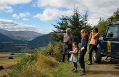 Highland Safaris | Aberfeldy Safaris