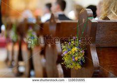 church decoration for wedding - Google Search