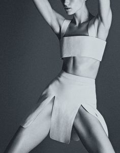 Photographed by Txema Yeste for 10 Magazine