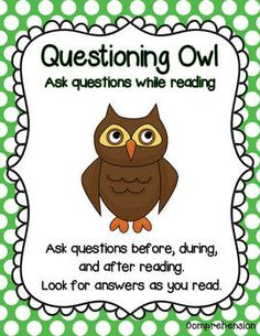 READING BUDDIES FOR TEACHING READING STRATEGIES - TeachersPayTeachers.com