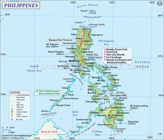Map of fiji fiji map geography of fiji map information world philippines map httpenpediawikiphilippines gumiabroncs Gallery