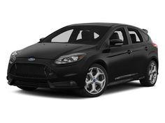 2014 Ford Focus SE Hatchback Black
