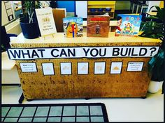 Inspiring block play through literacy! Some pictures have been provided to help give ideas, but as they build and represent their structures with drawings, the provided pictures will be replaced #earlylearning101 #earlyyears #fdk #kindergartenteacher #kindergarten #blockplay #teachersfollowteachers #teachersofinstagram #teacherbloggers