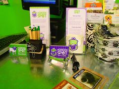 Our checkout counter Natural Pet Food, Pet Store, Business Design, Counter, Entertaining, Pugs, Cards, Retail, Gifts