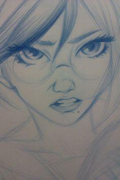 genociderfosho:  More hospital doodles. …I don't finish anything…
