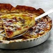 Quiche lorraine (sans lait) - une recette Tarte salée - Cuisine