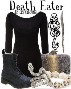 Death Eater by DisneyBound