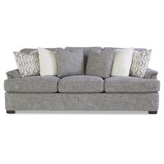 """Huntington House 2081-20 sofa, part of the """"SOLUTIONS Design Your Own Upholstery"""" program. Click to see other design options."""