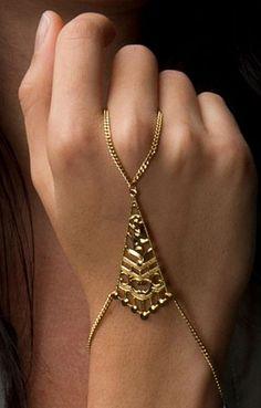 Bracelet-bague <3