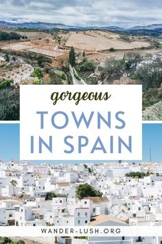 Spain And Portugal, Spain Travel, Small Towns, Where To Go, Wander, Lush, Most Beautiful, Spanish, Spain