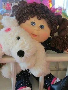 Linda muñeca.