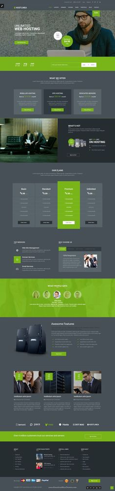 Hostlinea Wonderful Web Hosting, Responsive #HTML5 Template > It comes with…. If you're a user experience professional, listen to The UX Blog Podcast on iTunes.
