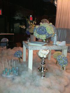 Prince theme baby shower