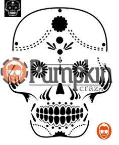 Looking for free pumpkin patterns. You can find easy, free, difficult, scary and fun pumpkin patterns and stencils. Sugar Skull Pumpkin, Pumpkin Patterns, Planters, Snoopy, Silhouette, Halloween, Free, Plant, Window Boxes