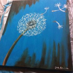 Canvas Painting. :)