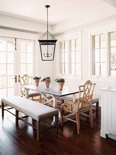 Pretty!  Especially like the arm chairs. Nate Berkus Interiors | Phoenix Home | Traditional Home