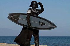 Darth Surfer?