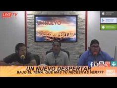 PROGRAMA DE HECTOR DELGADO TEMA: QUE MAS TU NECESITAS VER??? - YouTube