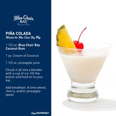Blue Chair Bay Rum - Pina Colada