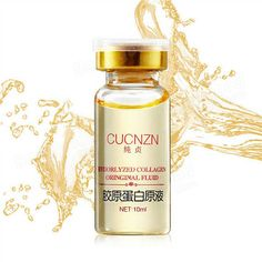 CUCNZN Collagen Essential Oil Essence Solution Anti-wrinkle Tightening Whitening Firming Moisturize Fluid only US$3.89  CUCNZN Collagen Essential Oil Essence Solution Anti-wrinkle Tightening Whitening Firming Moisturize Fluid #Health&Beauty #water_bottle #tools_set #hair_clip #hair_straightener #hair_curler #hair_extensions #model_train  -- Delivered by Feed43 service