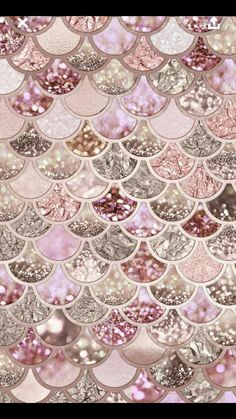 Pink Wallpaper, Mermaid Wallpaper Iphone, Wallpaper For Your Phone, Mermaid Wallpapers, Pattern Wallpaper, Iphone Wallpaper Glitter, Cute Wallpapers, Cute Backgrounds, Wallpaper Wallpapers