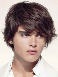 Cool Medium Haircuts for Men