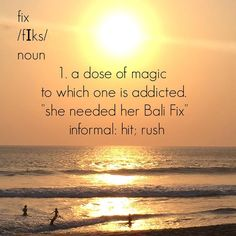 Bali Quotes, Amazing Sunsets, Bali Travel, Travel Quotes, How To Get, Feelings, Beach, Places, Fun
