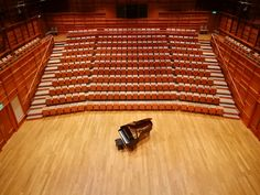 A bird's-eye view of the Colyer-Fergusson concert-hall. University Of Kent, Birds Eye View, Concert Hall, December, Stairs, Music, Home Decor, Musica, Musik