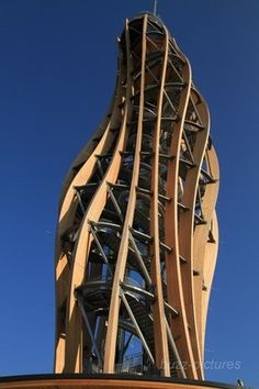 Pyramidenkogel Observation Tower – Höhe, Austria   Atlas Obscura