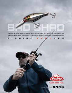 8 Best Berkley : Fishing Evolved - Campaign images in 2016