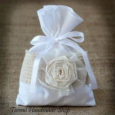 Goody boda Favor bolso bolsa de dulces a Favor conjunto por Teomil, $70.00