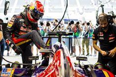Max Verstappen, Scuderia Toro Rosso, Formule 1