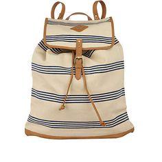 stone stripe rucksack - rucksacks - bags / wallets - men - River Island ($20-50) - Svpply