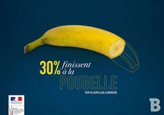 3A / Campagne de publicité : Le gaspillage  © Antoine Laurent & Dimitri Garaud