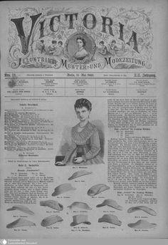 71 - Nro. 19. 15. Mai - Victoria - Seite - Digitale Sammlungen - Digitale Sammlungen