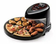 Presto 03430 Pizzazz Pizza Oven: Kitchen & Dining