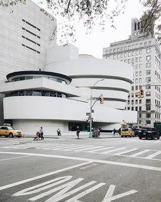 «I'm here! #guggenheimmuseum #museum #D4NHxNYC #newyork #newyorkcity #nyc #vsco #vscocam»