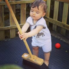 Varrer, limpar, arrumar. Adoram! Lineup, Activities For Babies