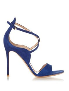 Sisely suede sandals  | Gianvito Rossi | MATCHESFASHION.COM UK