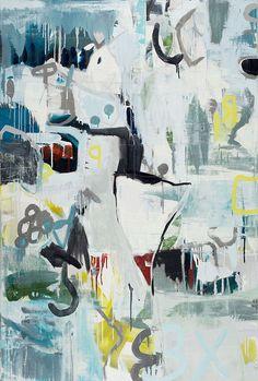 """unchartered territory"" by michela sorrentino."