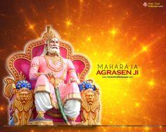 9 Best Maharaja Agrasen Ji Wallpapers images in 2015