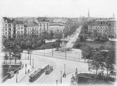Berlin Lützowplatz 1905