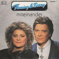 """En fantastisk ballade fra tysk Grand Prix 1986. Måske min favorit fra det års tyske finale. """"Miteinander"""" med (Joy) Flemming  & Berry.  Sangen udvikler sig - deres stemmer passer sammen - et godt omkvæd. Et hit."""