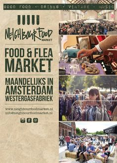 NeighbourFood Market – Food Market Amsterdam – Westerpark