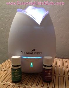 Trouble sleeping? Try Young Living's Peace & Calming and Lavender Essential Oils diffused at night. www.EssentialOils4Sale.com