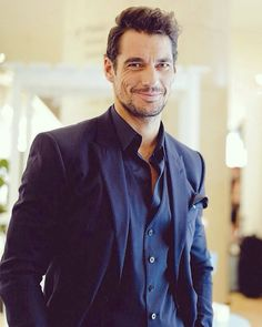 "1,697 Likes, 30 Comments - David Gandy (@ohmygandy) on Instagram: ""Morning smile @dolcegabbana #dglightblue"""