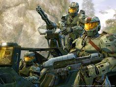 Spartan II (Red Team)