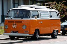 The best from the VW Camper Van Blog Flickr Group - Part 2: Bay Window Vans